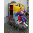 SuperMan Train -> der Zug vom Supermann!