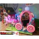 Aschenputtels Märchenkutsche mit Einhörnern + Videospiel -> Pretty in Pink
