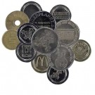 Token, perfect for coinoperated machines