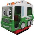 Recycling-Bus Eco-Fredy, Vorführgerät!