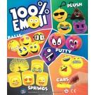 100% Emoji in  55mm Kapsel