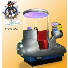 Minion-Mobil -> unser Vorführgerät
