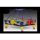 Airhockey-Tisch im Monsterdesign