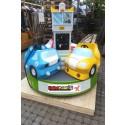 Rennwagen-Karussell mit DREI Rennwagen + Tower