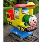 El Paso - Lokomotive mit Gesicht NEU