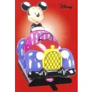 Mickey Mouse Car Original Walt Disney Lizenz Groupe Christian Dubosq