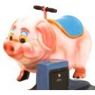 Porky -> das freundliche, rosa Schweinchen