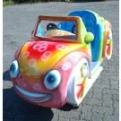 Roadster kompakt mit Pastellfarben