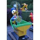 Donald Duck Boot Original Walt Disney Lizenz Groupe Christian Dubosq