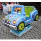 Mini Car blau