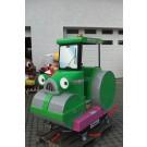 Nachrüst-Set für Hubwagen-Umbau = leichter Transport für Kiddie-Rides und Fotokabinen und andere schwere Automaten
