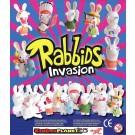 Rabbids Invasion Sammelfiguren 65mm