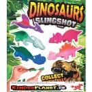 Dinosaurier Slingshot 55mm - der Spielspass