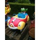 Muppet Kermit Car