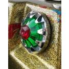 Kiddieride Lampe 80 mm Durchmesser mit Chromring
