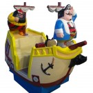Captain Pugwash Piratenschiff