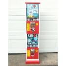 Sanix MUND-NASEN-Maske + Hände-Desinfektionsmittel - Verkaufsautomat! -> Schützen Sie sich und andere!