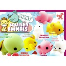 Giant Squishy Animals in 90mm Kapseln