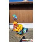 Winnie the Pooh, Bär im Ballon