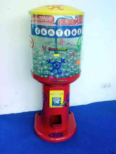 Toy Factory, ideal für 90-100mm Kapsel-Verkauf
