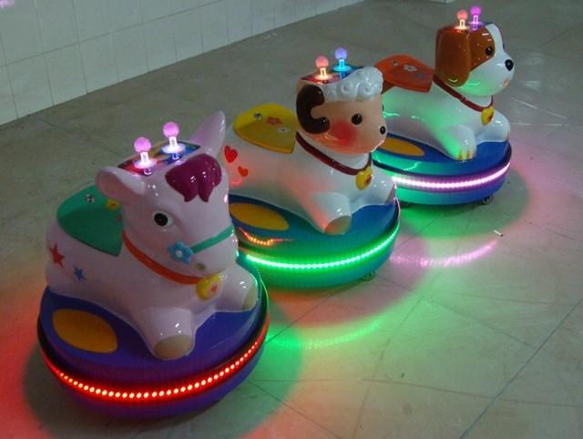 Batterie-Fahrzeuge Happy Animals