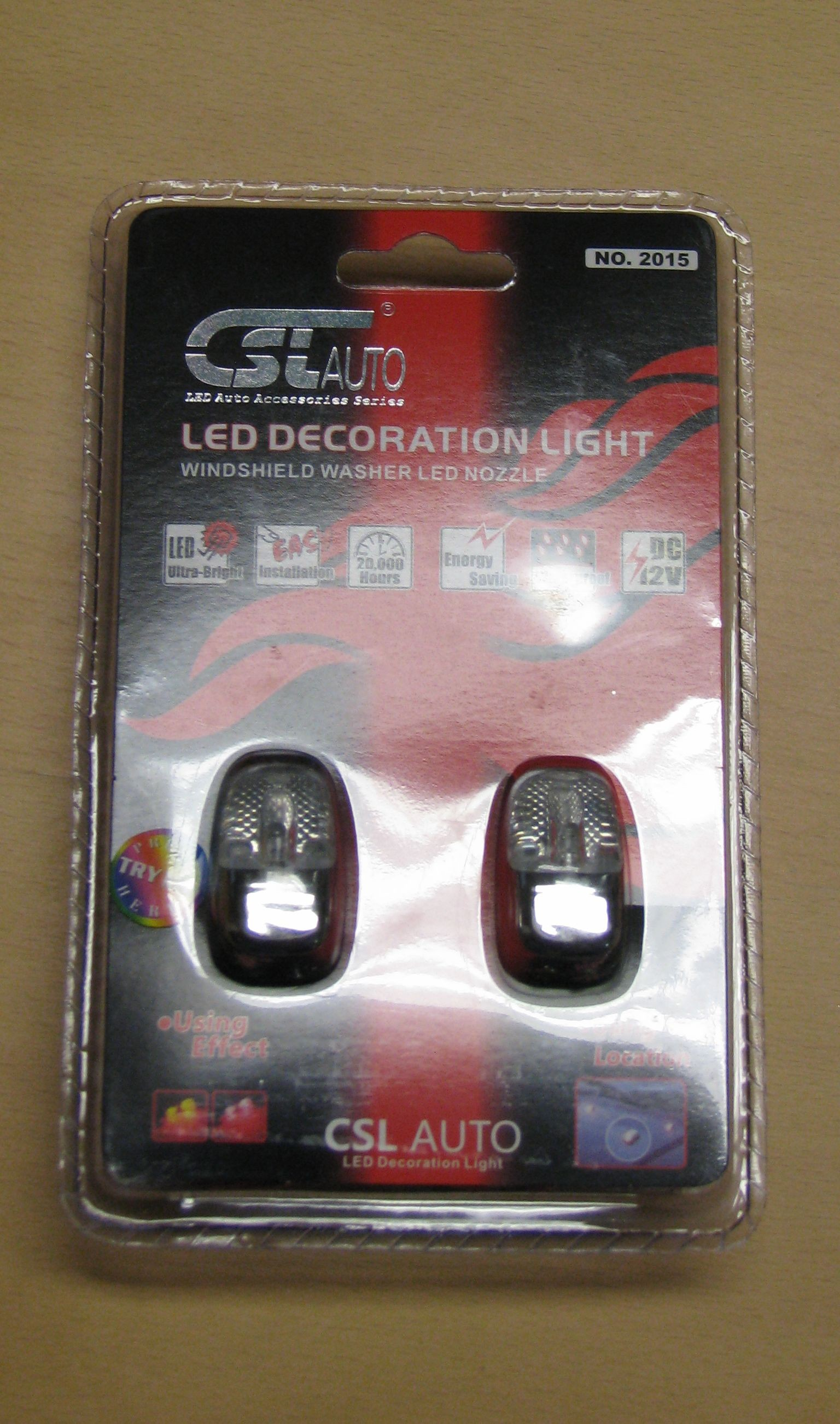 LED Dekorations-Lichter 12 Volt