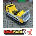 Bulldozer Batteriefahrzeug