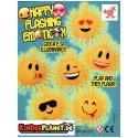 Happy Flashing Emoticon 55mm