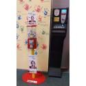 Gehörschutzautomat Version A mit Ständer!