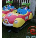 Muppet Kermit Car