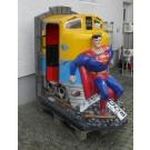 SuperMan Train -> der Zug vom Supermann!
