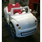 Schneeweisser Roadster!