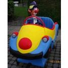 Charly Chalk Car
