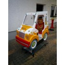 Honey Mobil: das Honig Auto mit Bär und Bienen!