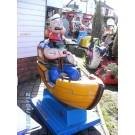 Popeye im Boot