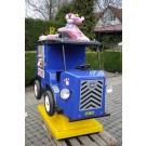 Paulchen Pink Panther Bus