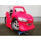 Super Red Sportwagen