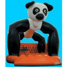 Hüpfburg Big Panda