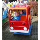 Fireman Sam im tollen Feuerwehr-Auto!