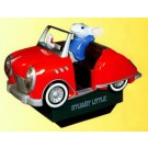 Stuart Little im US cruiser Cabrio