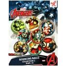 Flummis Marvel Avengers 45mm