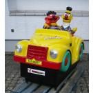 Sesamstrasse Ernie und Bert Auto Funcar Sesamestreet Sesamstraße Hanson Muppet