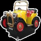 Brum Auto -> kleiner Oldtimer, bekannt aus Fernsehen