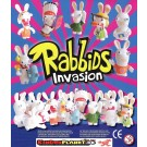 Rabbids Invasion Sammelfiguren 65mm