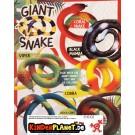 Giant Snakes in 90-100mm Kapsel