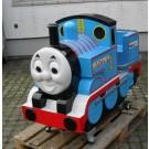 Thomas die Lokomotive -> mit kleinen Fehlern