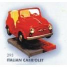 Italienisches Cabriolet