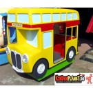 City London Bus -> mit 3 Sitzplätzen