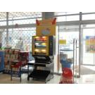 Geschenkpapier-Automat mit Packstation -> Vorführgerät!