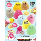 Hamsta = Squishy Hamster in 55mm Kapsel - der Spielspass